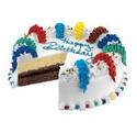Celebration Cake at Dunkin' Donuts/Baskin Robbins