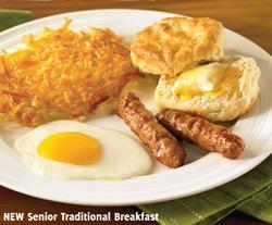 New Traditional Breakfast at Carrows