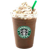Iced Espresso Truffle at Starbucks Coffee