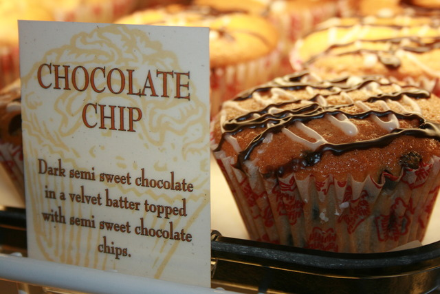 Photo of Chocolate Chip Muffin