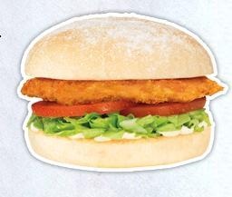 Breaded Chicken Sandwich at Sonic