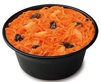 Carrot & Raisin Salad at Chick-fil-A