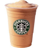 Caffè Vanilla Frappuccino® Blended Coffee at Tully's Coffee