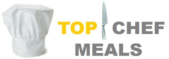 Logo at Top Chef Meals