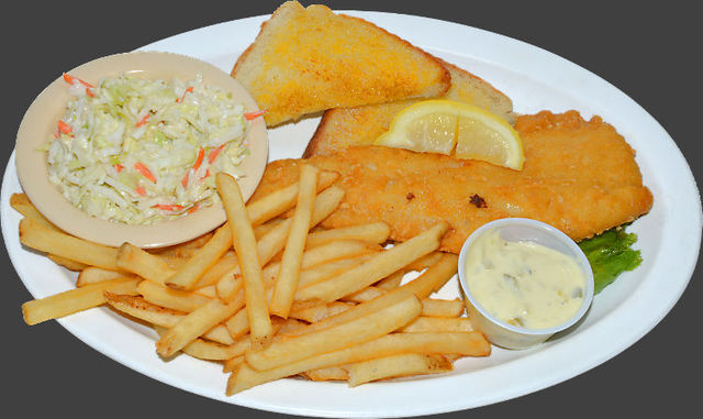 Fish & Chips at Ranch House Grille