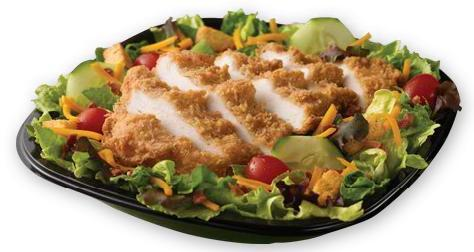 Chicken BLT Salad at Wendy's
