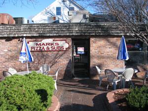 Photo at Mark's Sandwich Shop