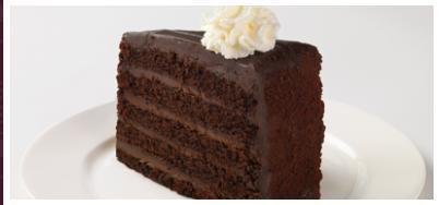Five Layer Chocolate Cake at Bertucci's Brick Oven Pizzeria