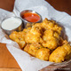 Cauliflower Wings at Barley