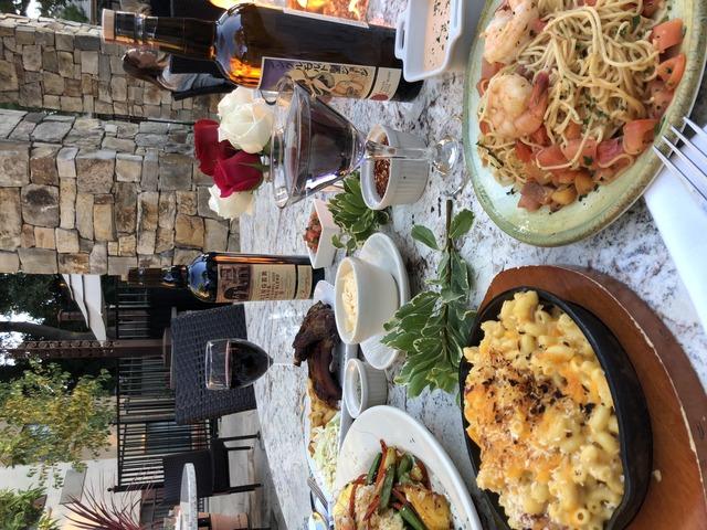Dish at The Long Bar & Good Eats