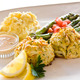 Jumbo Lump Crab Cakes - Jumbo Lump Crab Cakes at Devon Seafood Grill