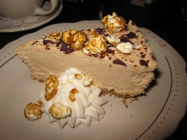 Ballpark Pie at Joey Gerard's - A Bartolotta Supper Club