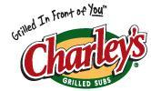 Logo at Charley's Grilled Subs