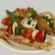 Chicken Kabob with Steamed Veggies and Baked Potato - Restaurant Menu at Chicken Maison Rotisserie & Grill