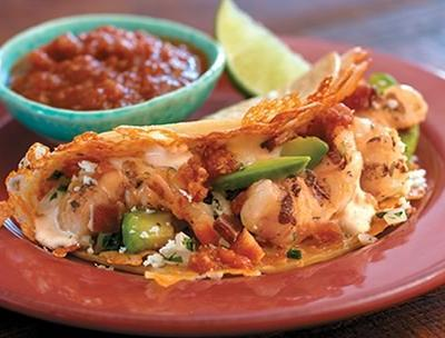 Dish at Rubio's