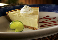 Key Lime Pie at Red Lobster