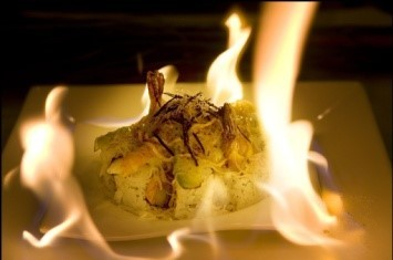 Rolls on Fire - The 812 Special at Ninki Japanese Bistro