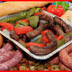 Sausage and pepper at Nottoli & Son Sausage Shop & Deli