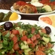 Shepherd Salad: Tomatoes, Cucumbers, Parsley, Red Onion in a Red Wine Vinaigrette  - Shepherd Salad at Rumi Turkish Grill
