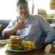 Its really good - Triple Bacon Cheese Turkey Burger at columbia restaurant