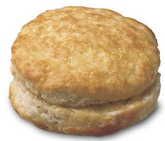Plain Biscuit at Chick-fil-A