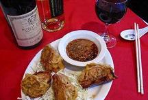 Dish at BLUE KOI Noodles & Dumplings