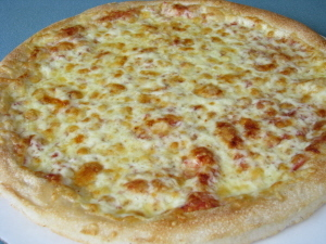 pizza at Needham House of Pizza