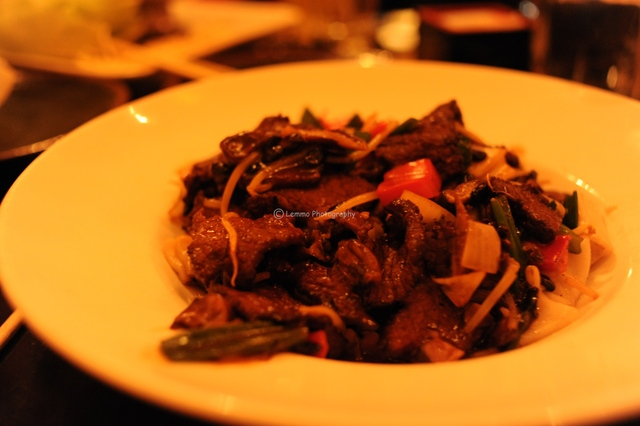 Photo of Stir-fry Filet Mignon