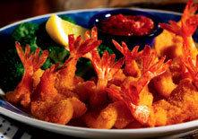 Walt's Favorite Shrimp at Red Lobster