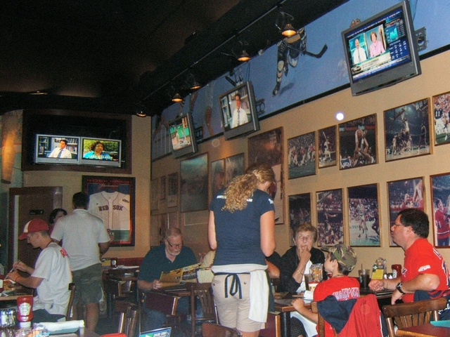 Photo at Coolidge Corner Clubhouse