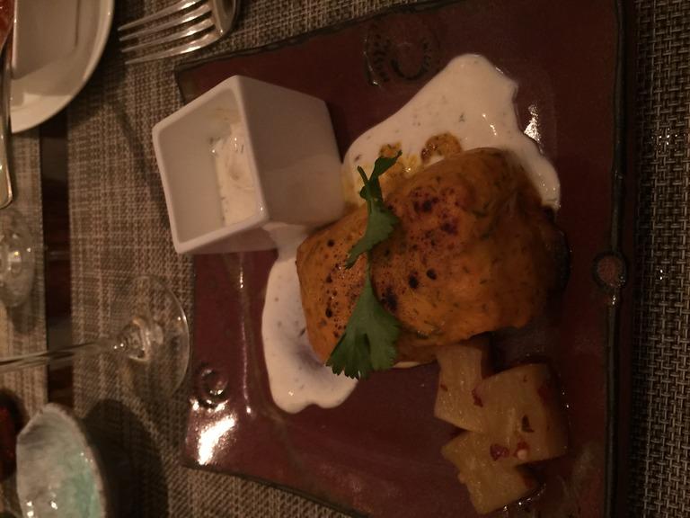 Restaurant Menu at MOzen