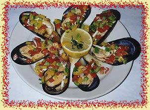 Dish at Emilio's Tapas Bar