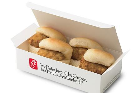 Chick-fil-A Chick-n-Minis™ at Chick-fil-A