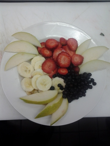 Fruit at Monroe Diner Inc