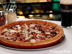 The Prime Cut at Minsky's Pizza