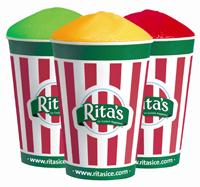 Italian Ice at Rita's Italian Ice