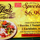 Choose from Burrito, Tostada, Flautas, Enchildas or Tacos - All Day Special at Cielito Lindo Mexican Restaurant & Bar