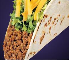 OFT TACO at Taco Bell