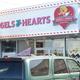 Angels & Hearts: Harajuku Creperie exterior - Exterior at Angels & Hearts: Harajuku Creperie