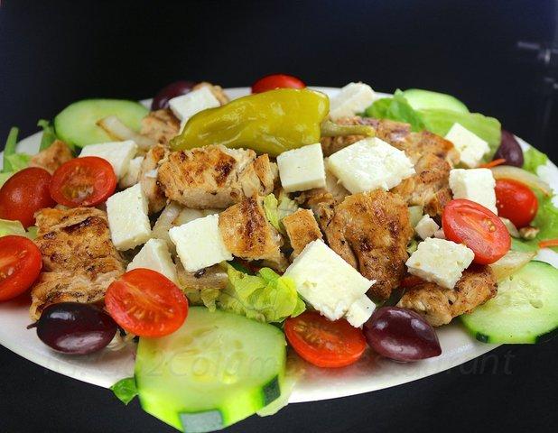 Bistro Chicken Salad at columbia restaurant
