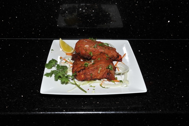 Chicken Tandoori at Spiced Thai & Chinese Cuisine (CLOSED)