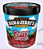 Cherry Garcia at Pink Berry