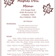 Restaurant Menu at Maples Premium Deli