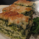Spinach Pie at Brother Pizza, Restaurant & Lounge