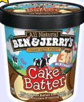 Photo of Cake Batter New!