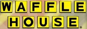 Logo at Waffle House