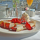 Scott's Seafood Breakfast Crepes Popup - Dish at Scott's Seafood