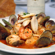 Scott's Seafood Cioppino 2 Popup - Dish at Scott's Seafood