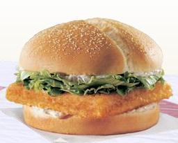 BK BIG FISH® at Taxi's Hamburgers