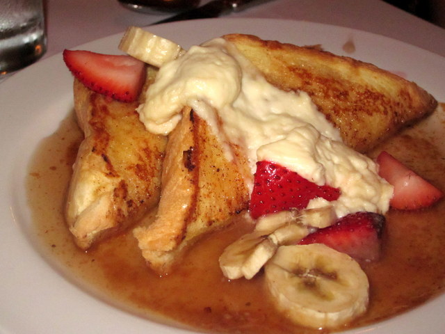 Photo of Cinnamon Brulee Battered French Toast